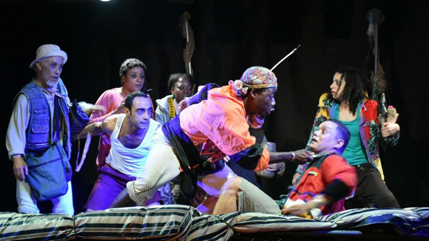 Sinai festival tackles Egyptian issues through theater