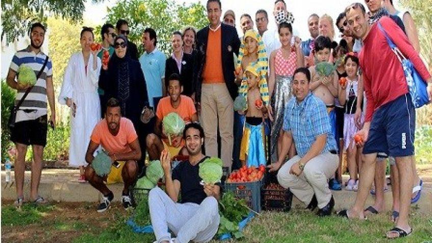 Mövenpick Resort Sharm El Sheikh achieves Gold status
