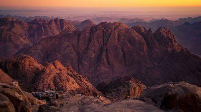 Mount Sinai - Moses Mountain