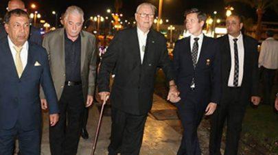 Danish Prince Henrik visits Sharm el-Sheikh 3rd time in 2017