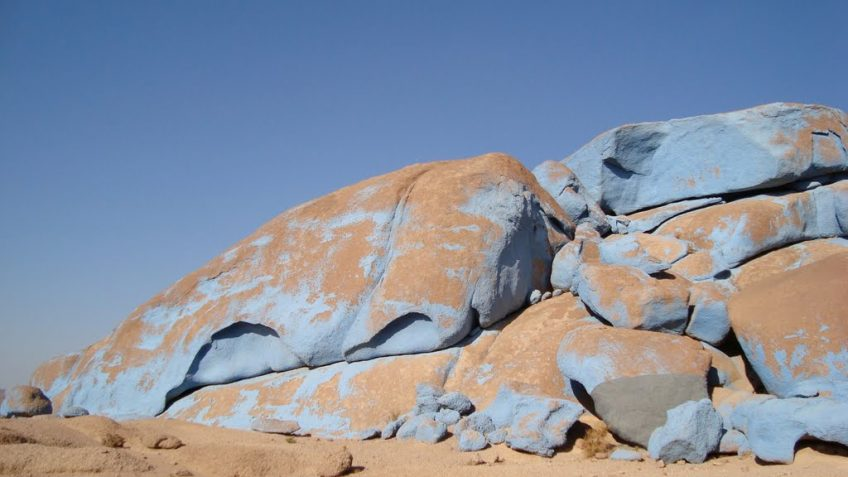 Mount Sinai, The Blue Desert And Ras Mohammad - The Sinai Peninsula Egypt