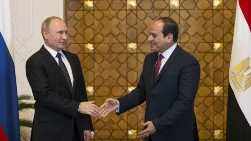 Resumption of Moscow flights to Cairo next month