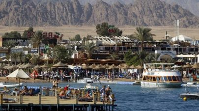 Why Sharm El-Sheikh serves as tourist, conferences destination
