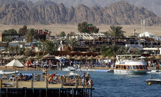 Why Sharm El-Sheikh serves as tourist, conferences destination